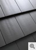 Carisma - plakanais betona dakstiņu jumta klājums.